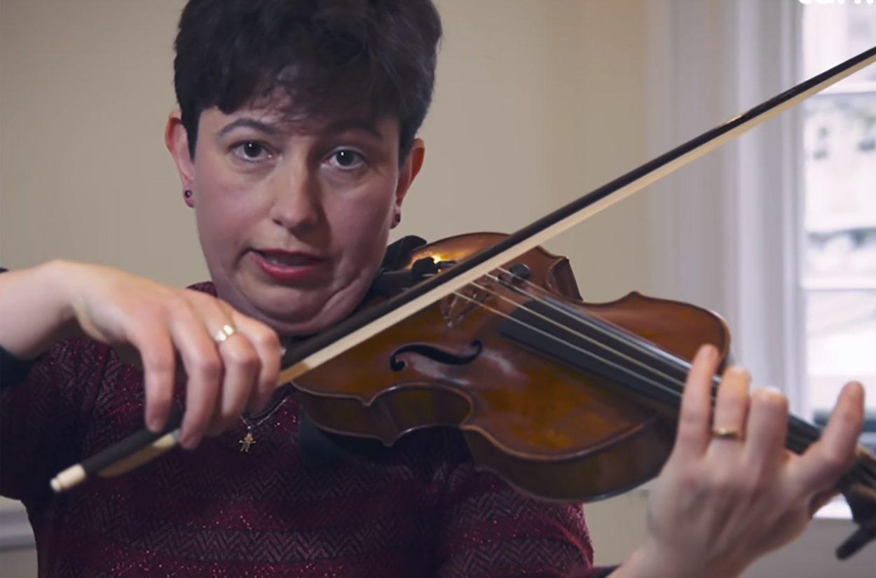 Leader Kati Debretzeni talks about Vivaldi's The Four Seasons in depth