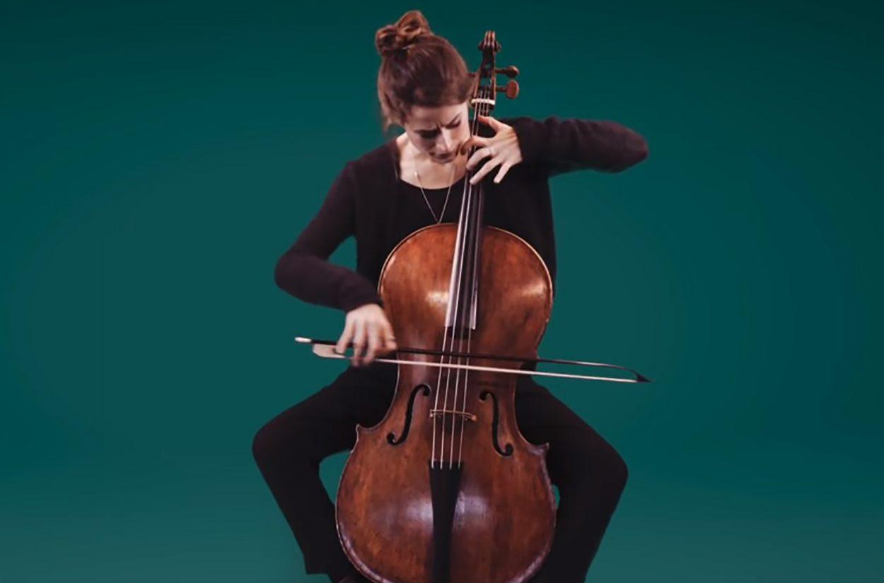 Principal cello Luise Buchberger introduces the baroque cello