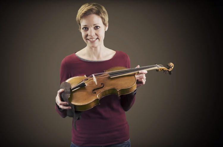 Introducing the Baroque Viola