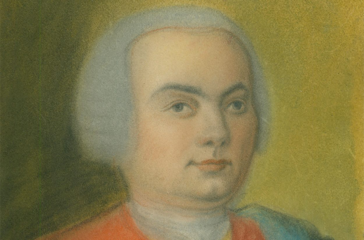 Portrait of CPE Bach