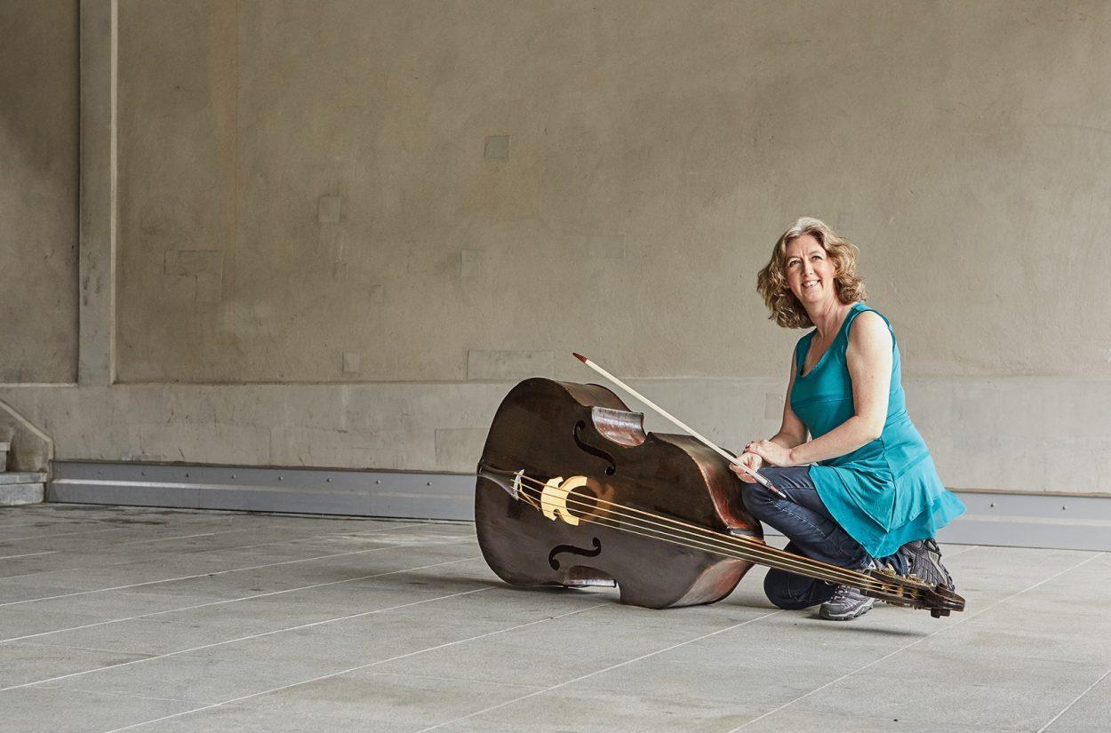 Cecelia Bruggemeyer double bass