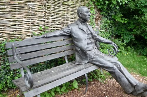 The good life, with Edward Elgar