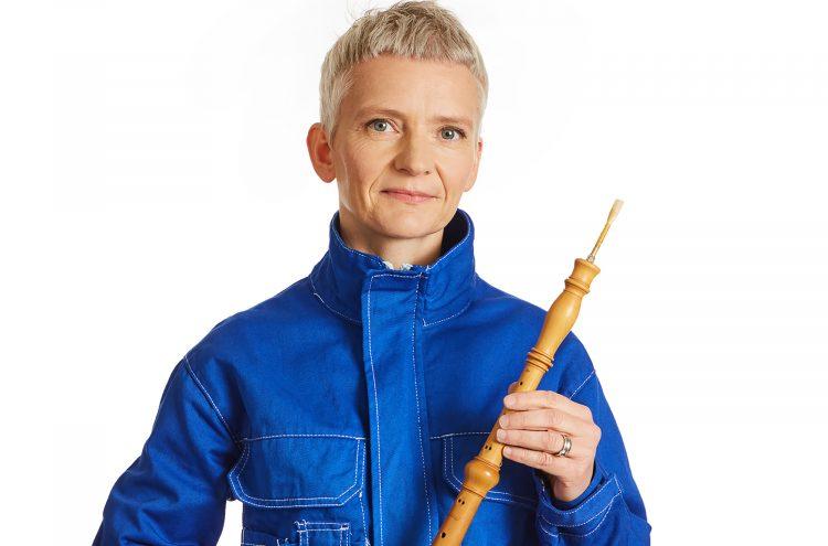 Principal oboe Katharina Spreckelsen