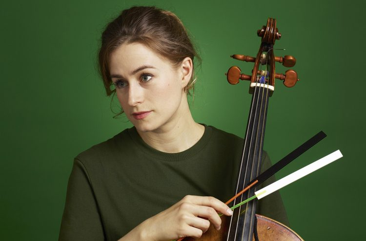 Principal Cello Luise Buchberger