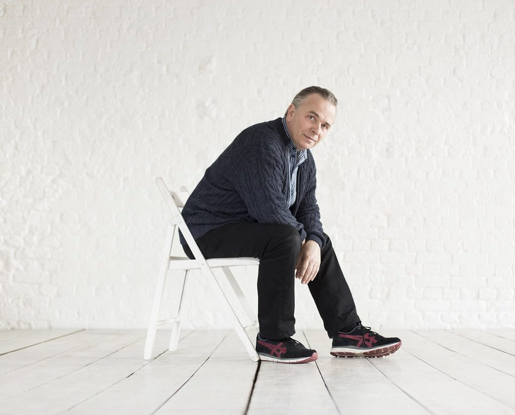 Sir Mark Elder. Image: Benjamin Ealovega.