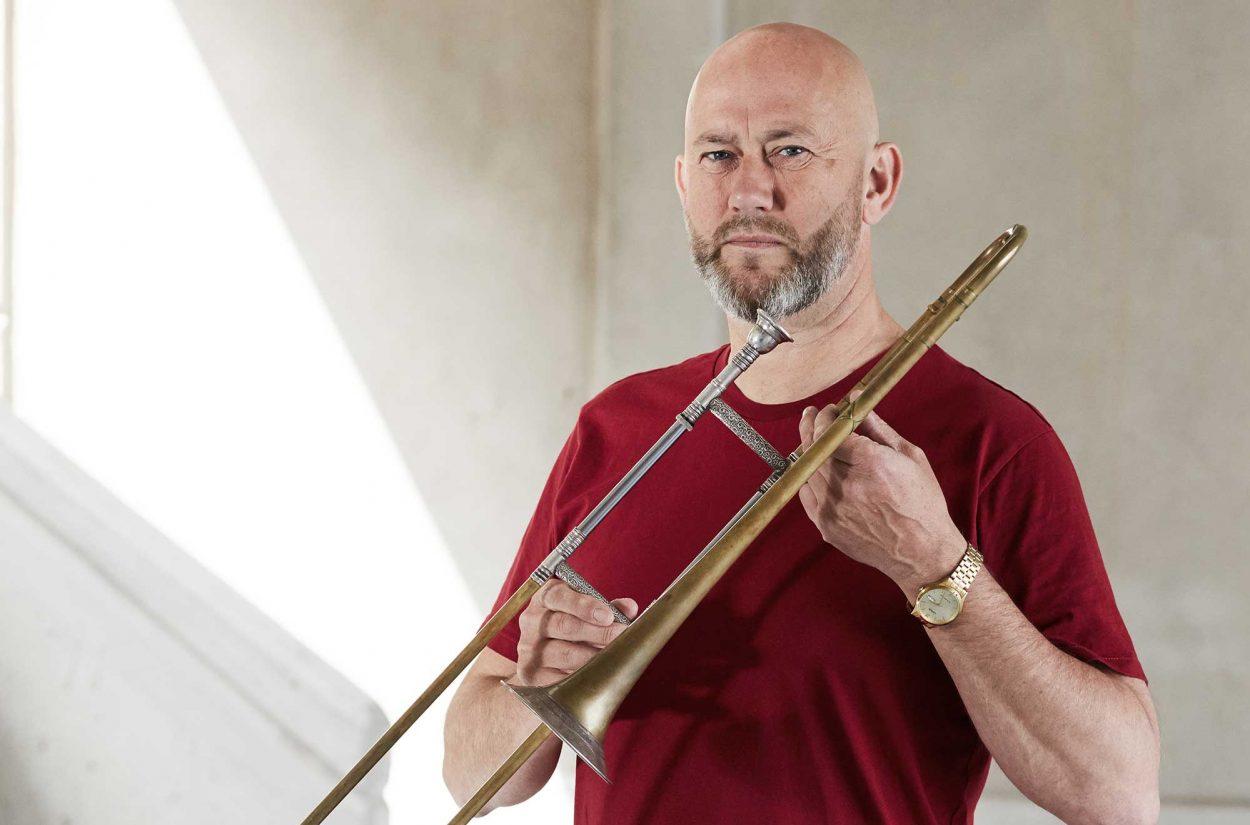 Phil Dale, trombone
