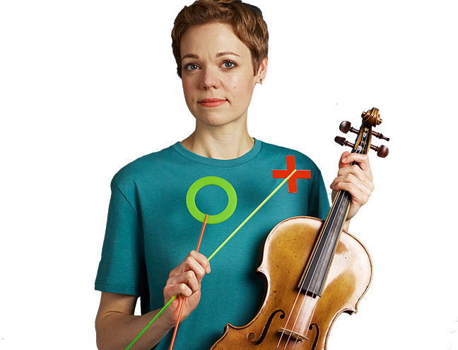 Simone Jandl, Principal Viola