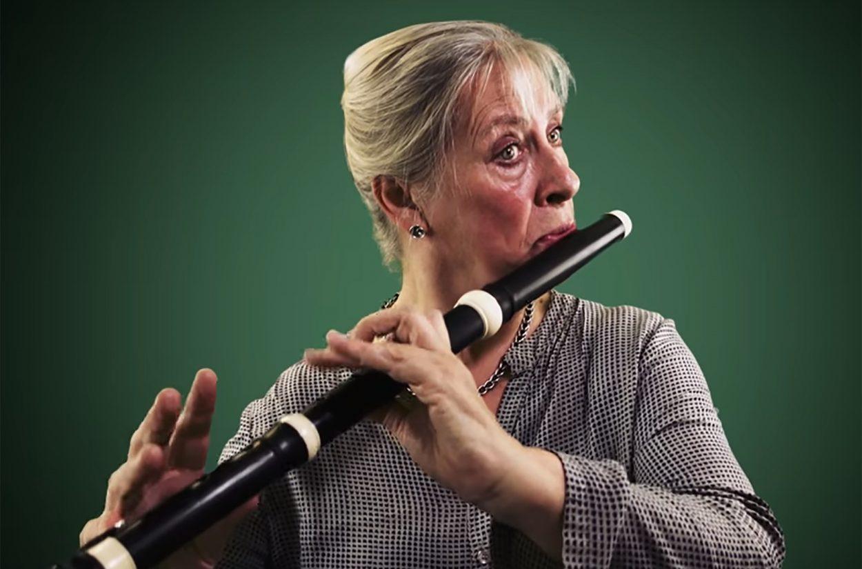 Principal flute Lisa Beznosiuk introduces the baroque flute