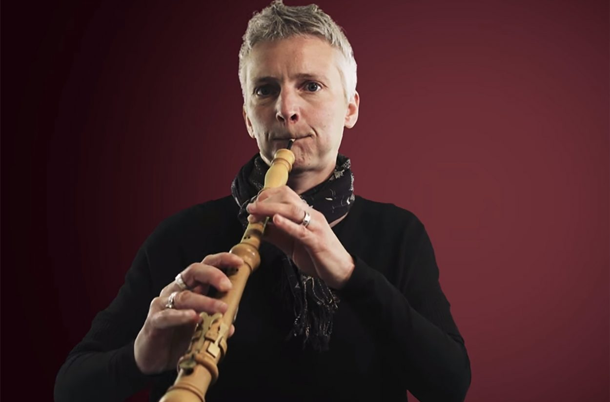 Principal Oboe Katharina Spreckelsen introduces the baroque oboe