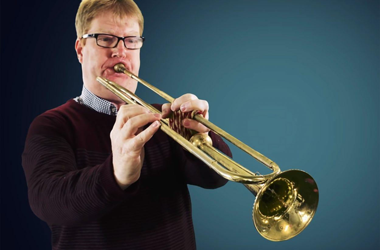 Principal Trumpet David Blackadder introduces the Baroque trumpet