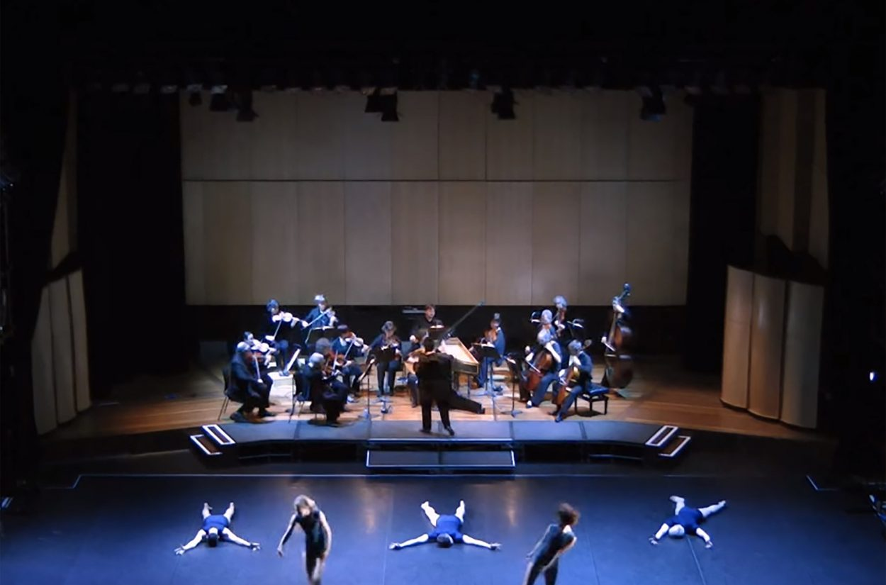 Performance of Vivaldi's The Four Seasons with choreographer Henri Oguike