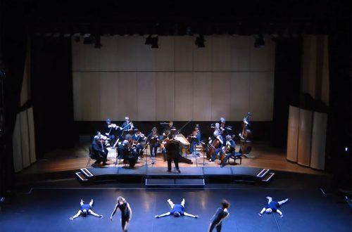 Vivaldi's Four Seasons – Winter, Allegro | Choreography by Henri Oguike