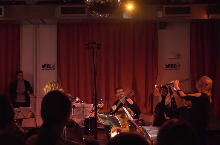 Trad Klezmer, Die Goldene Chasene | The Night Shift