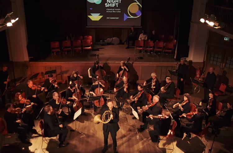 Mozart Horn Concerto No.4, Rondo – on the Natural Horn