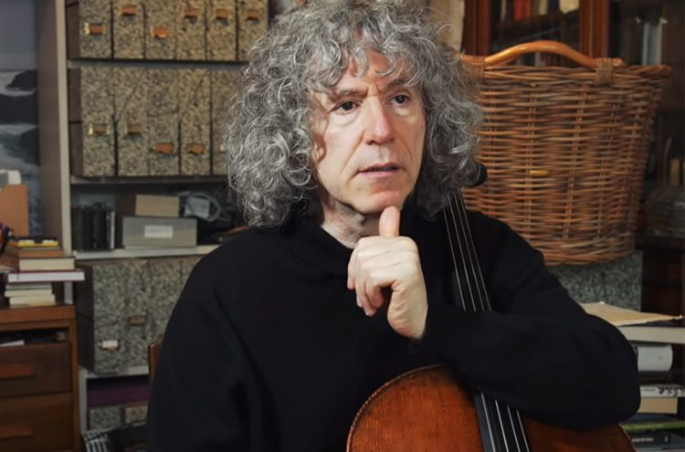Steven Isserlis and Haydn's Cello Concerto in C
