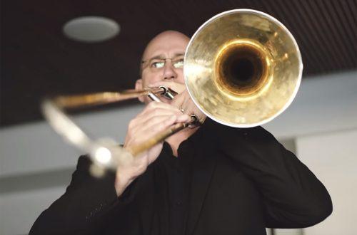 Phil Dale on the Trombone in Bruckner