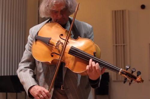 Introducing the Violoncello da Spalla