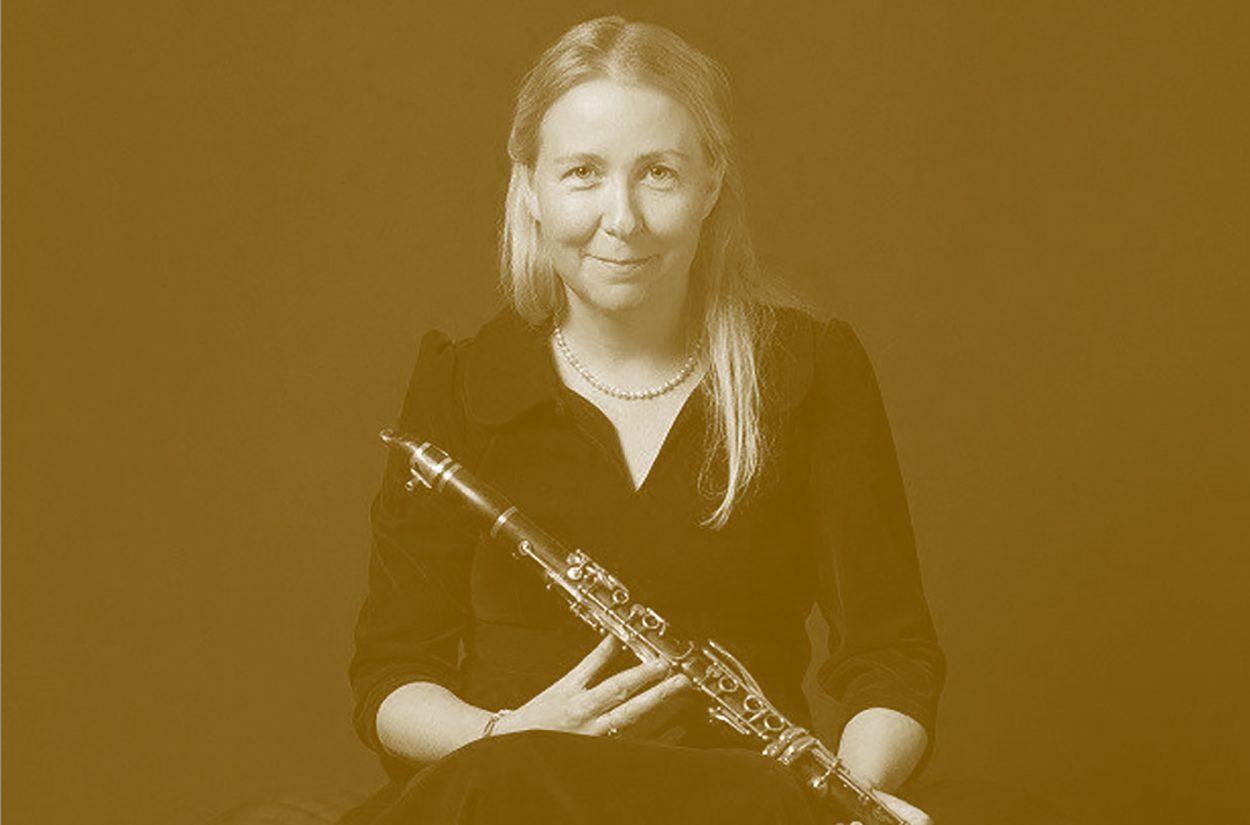 Clarinet Katherine Spencer