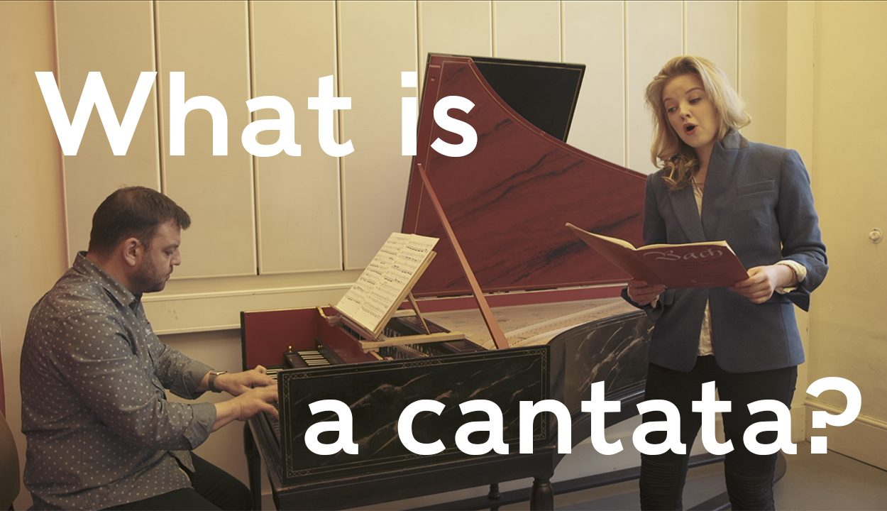What is a Cantata? Our Principal Keyboard Steven Devine explains