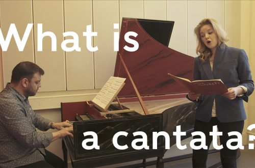 What is a Cantata?