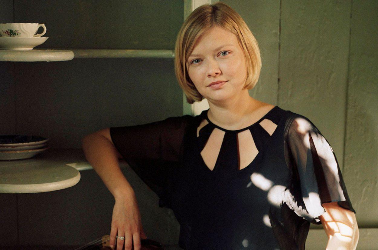 Alina Ibragimova, violin
