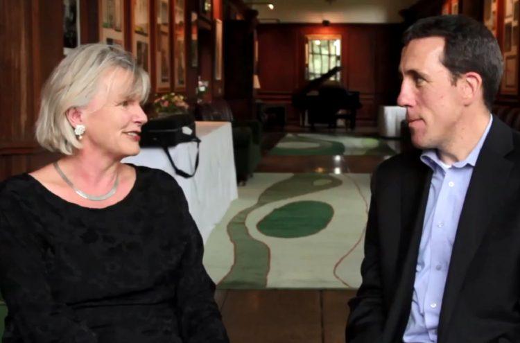 Principal Timpani Adrian Bending interviews founder member Catherine Mackintosh
