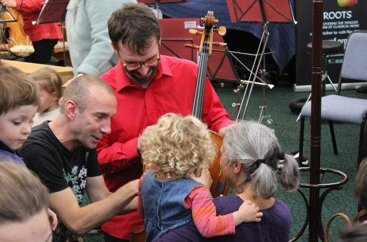 OAE TOTS at Brighton Early Music Festival
