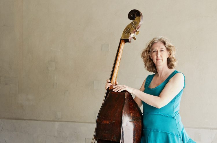 Cecelia Bruggemeyer, double bass
