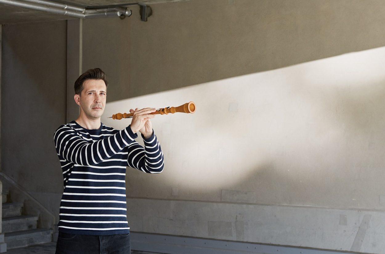 Dan Bates, principal oboe