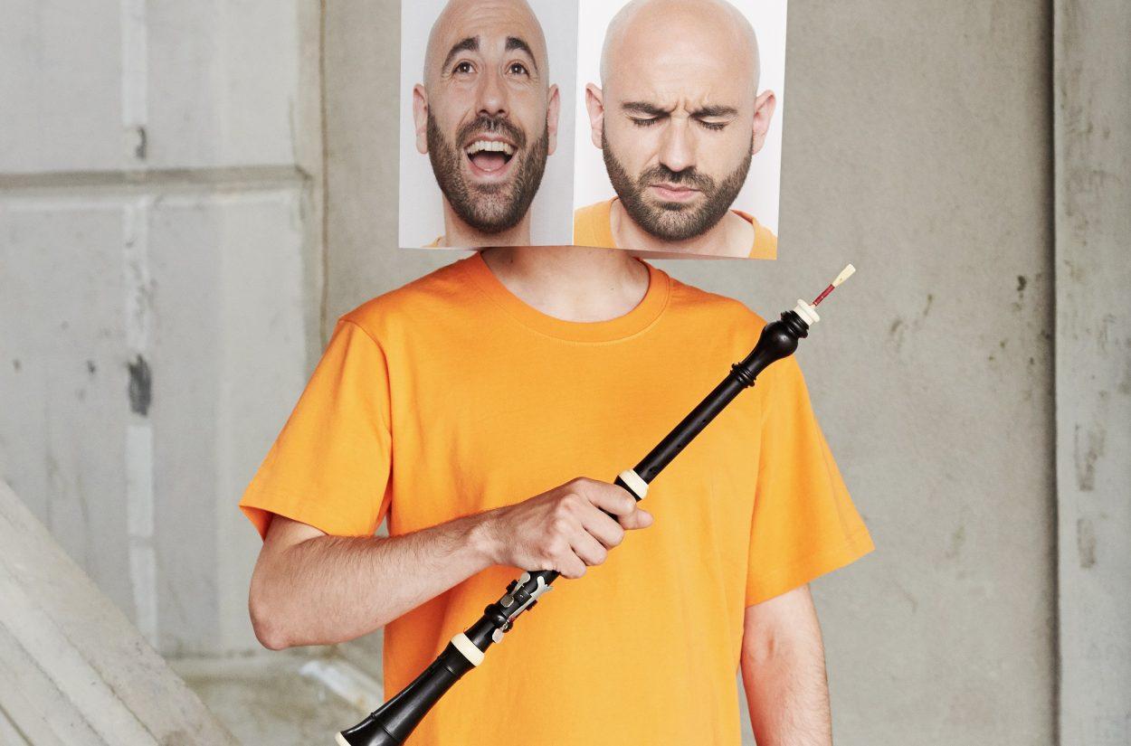 Leo Duarte oboe