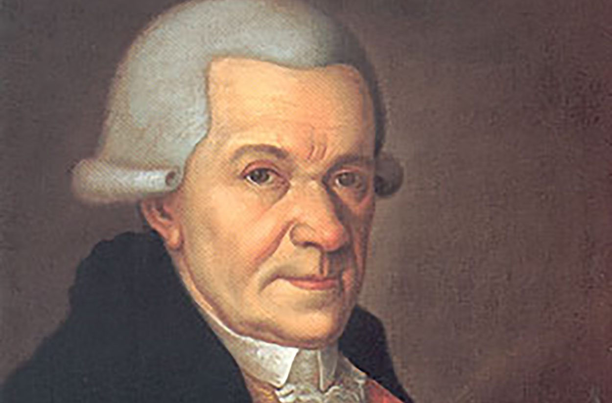Michael Haydn portrait