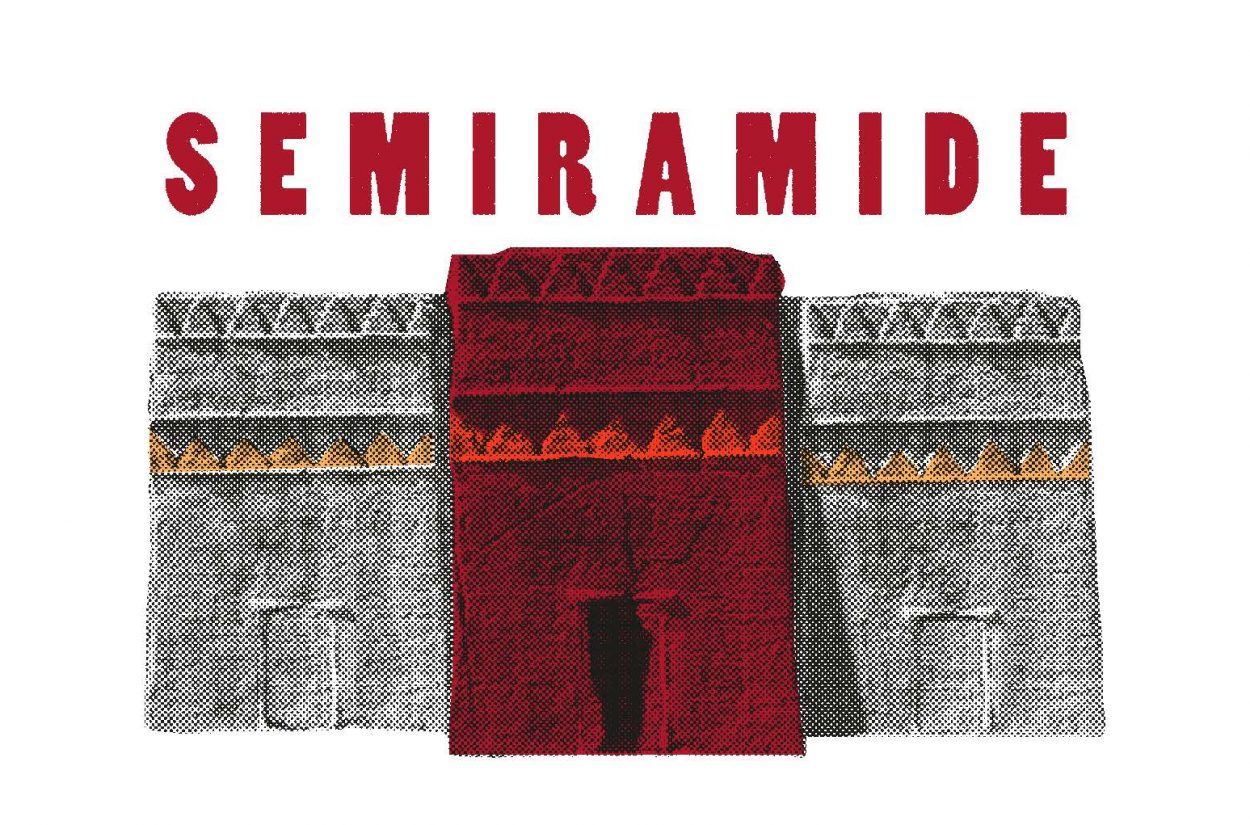 Opera Rara Semiramide CD cover