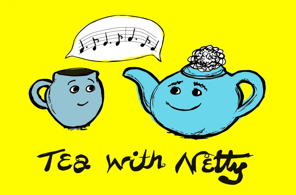 Tea with Netty podcast