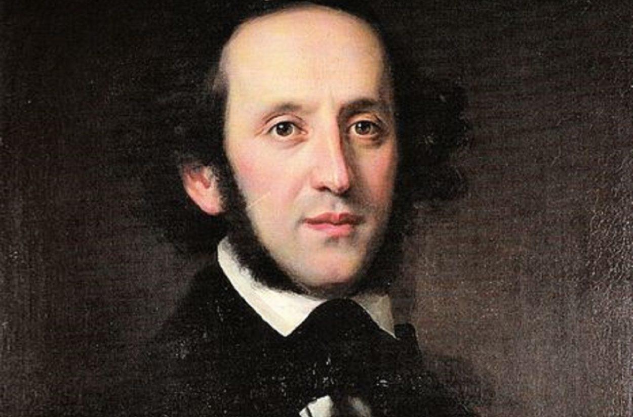 Felix Mendelssohn, composer of Elijah