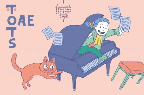 OAE TOTS: Mozart's Cat