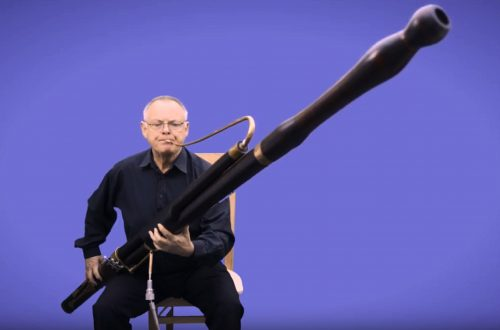 Introducing the Baroque contrabassoon