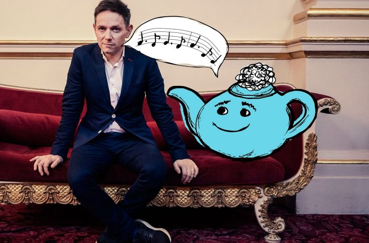 Tea With Netty 3: Iestyn Davies