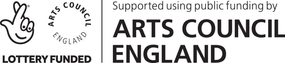 Arts Council England Strategic Touring Fund