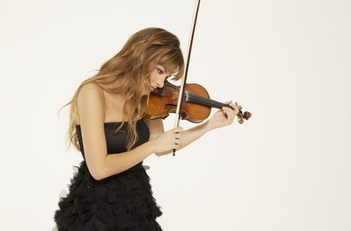 Benedetti plays Mendelssohn