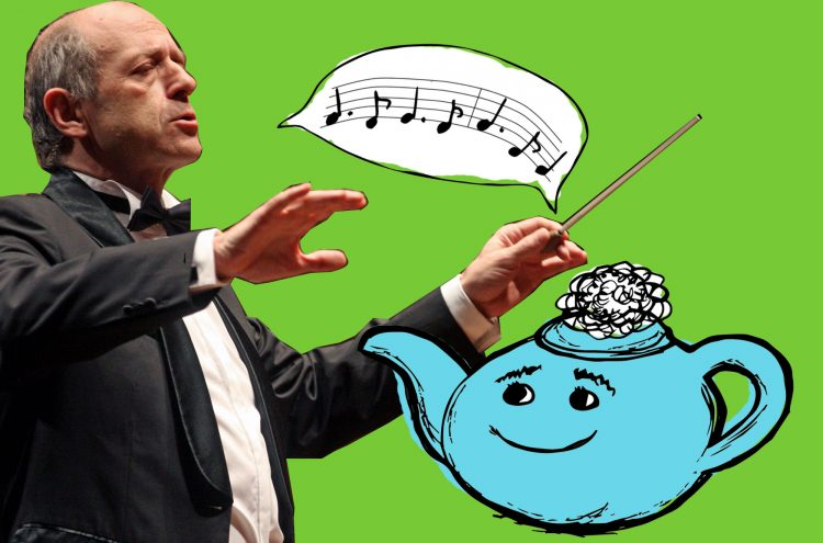 Tea With Netty Podcast #5: Composer and conductor Iván Fischer