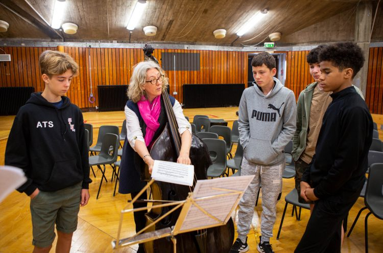 Meet the Band – OAE Education