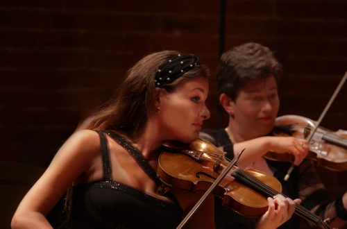 Seeing Double with Nicola Benedetti