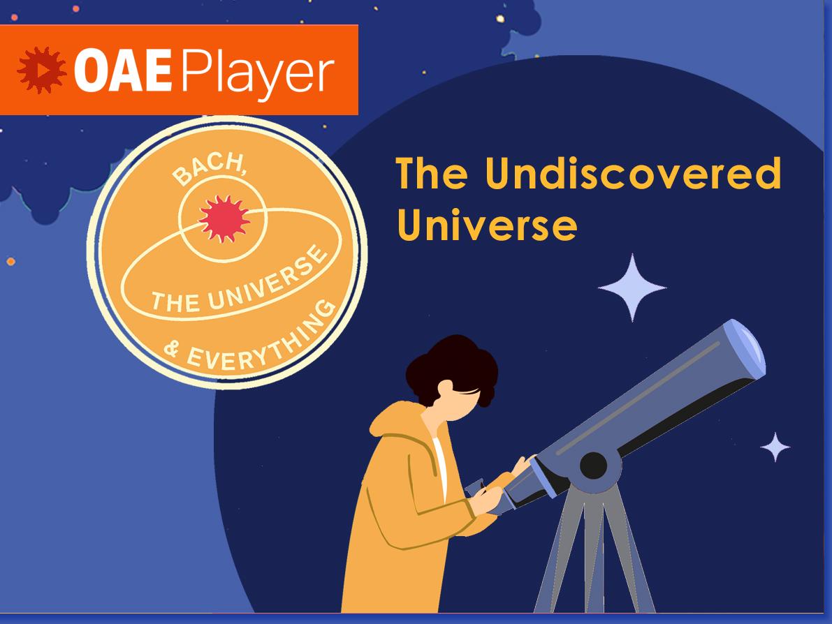 Undiscovered Universe