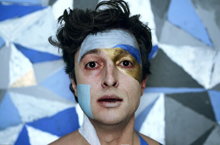 Why we covered our singer in body paint for our newest genre-bending Purcell music video
