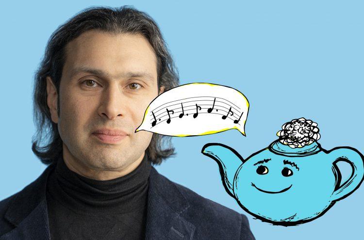 Tea with Netty #16: conductor and OAE Principal Artist Vladimir Jurowski