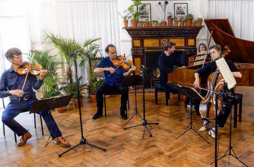 Coming Soon: Kristian Bezuidenhout plays Schubert