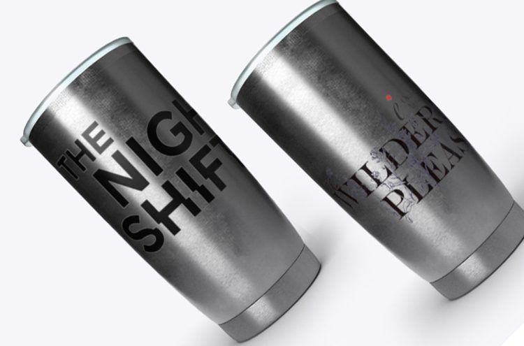 Insulated tumblers with anti-spill lid