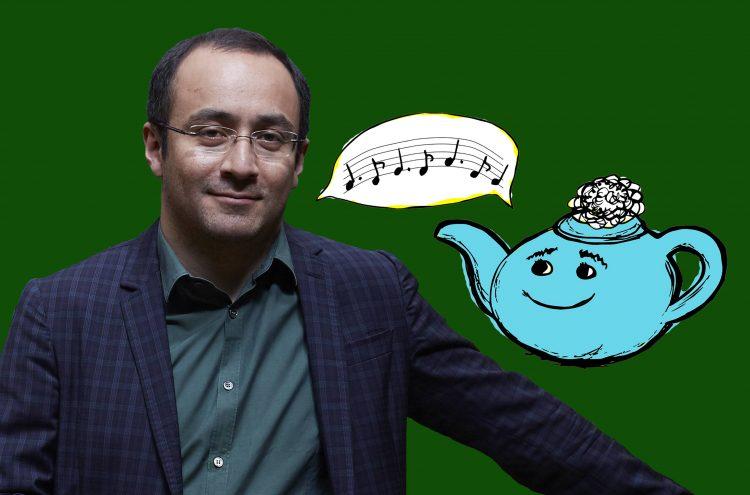 Tea with Netty #19: Conductor Riccardo Minasi