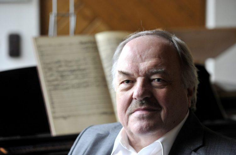 Conductor Bruno Weil