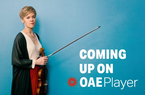 OAE Player: <p>The next 12 months